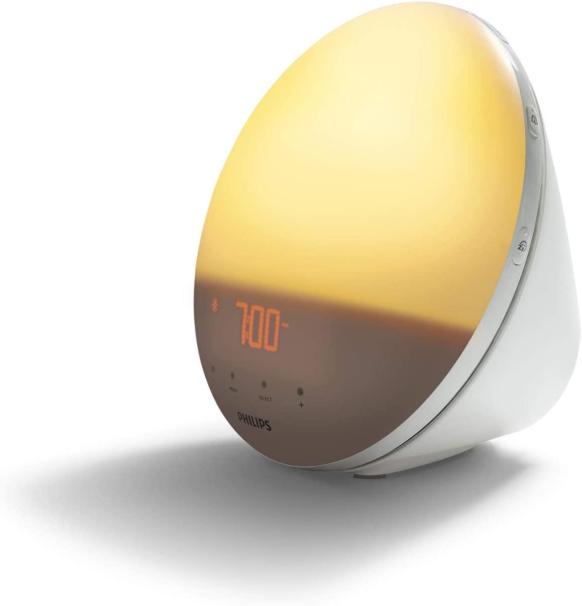 Philips Wake-up Light amazon