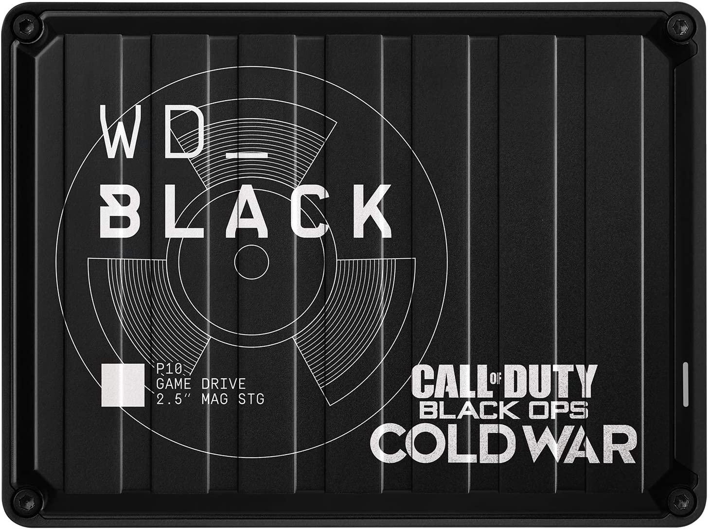 WD Black Call of Duty Festplatte amazon