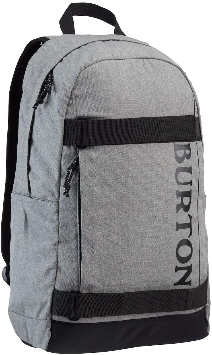 Burton Rucksack Gray Heather amazon
