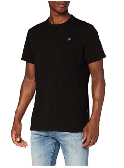 G-STAR RAW Herren Premium T-Shirt amazon