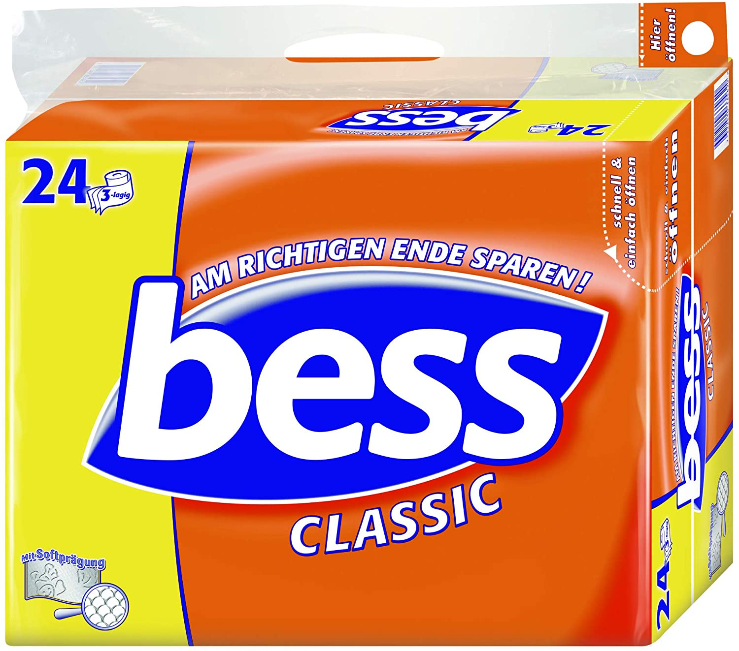bess Toilettenpapier amazon
