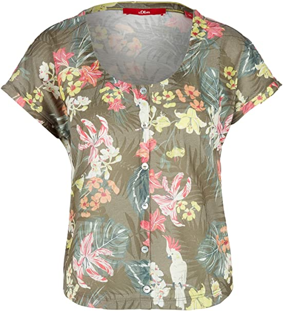 s.Oliver Damen Shirt amazon