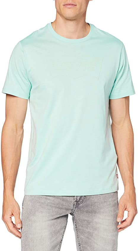 Levis Herren T-shirt mint amazon