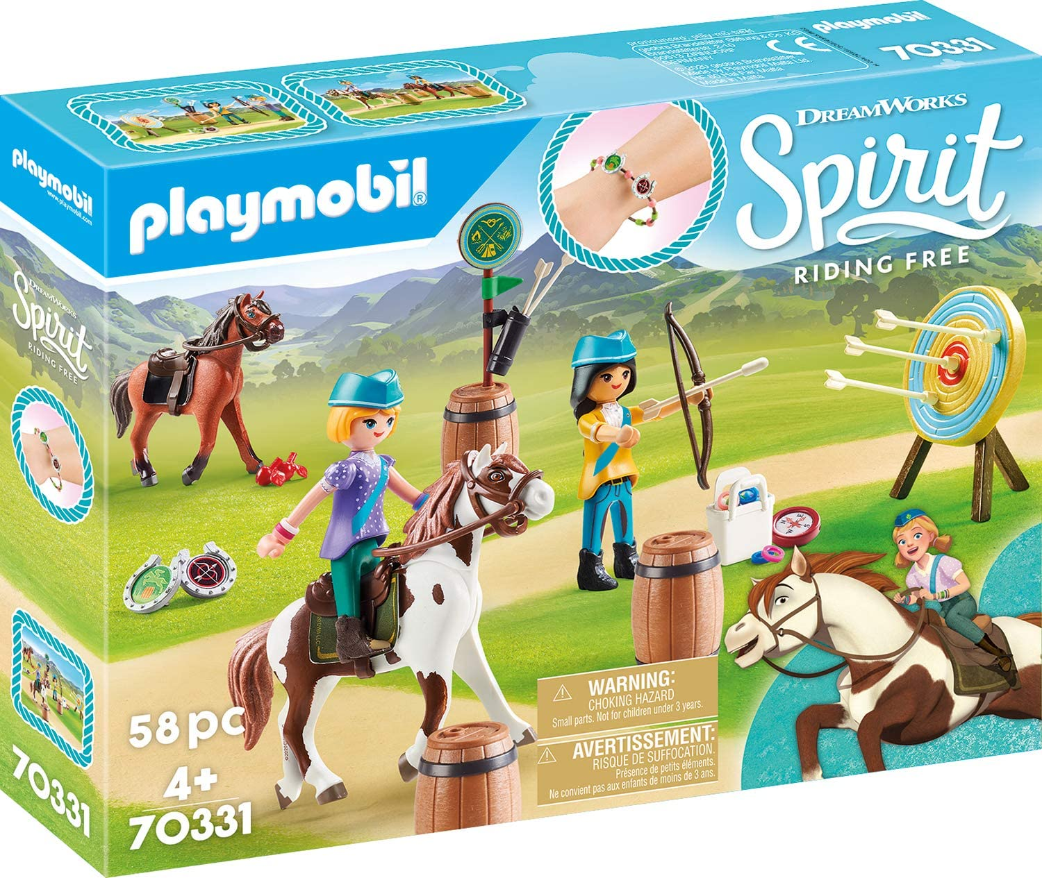 Playmobil DreamWorks Set amazon